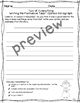 Journeys 2nd Grade Two of Everything Weekly Skills Test and Writing Tasks