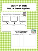 Journeys 2nd Grade Unit 1-6 Graphic Organizers