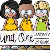 Journeys 2nd Grade Unit 1 Bundle