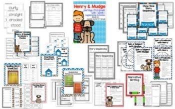 Journeys 2nd Grade Unit 1 Bundle Supplemental Activities