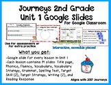 Journeys 2nd Grade- Unit 1 Google Slides