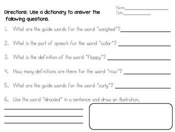 Journey's 2nd Grade Unit 1, Lessons 1 - 5 BUNDLE - supplemental activities