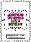 Journeys 2nd Grade- Unit 2 Bundle #2