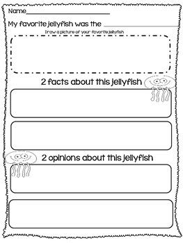 "Journeys 2nd Grade Unit 2 Journeys ""Jellies, Mini Unit"""