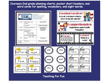 Journeys 2nd Grade Unit 2 Lesson 8 Super Storms
