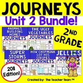 Journeys 2nd Grade Unit 2 Supplemental Activities & Printables 2011 version