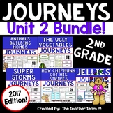 Journeys 2nd Grade Unit 2 Supplemental Activities & Printables 2017