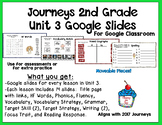 Journeys 2nd Grade- Unit 3 Google Slides