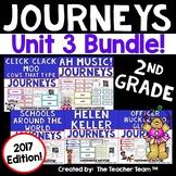 Journeys 2nd Grade Unit 3 Supplemental Activities & Printables 2017