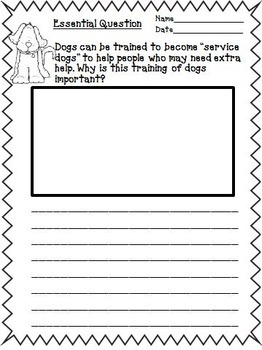 Journeys 2nd Grade Unit 3 Supplemental Activities & Printables 2017