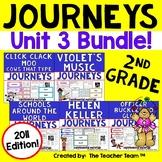 Journeys 2nd Grade Unit 3 Supplemental Activities & Printables 2011