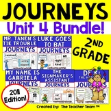 Journeys 2nd Grade Unit 4 Activities Bundle 2011