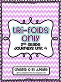 Journeys 2nd Grade Unit 4 Tri-Folds Only