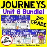Journeys 2nd Grade Unit 6 Supplemental Activities & Printables 2011 version
