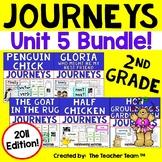 Journeys 2nd Grade Unit 5 Activities Bundle 2011