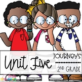 2nd Grade Unit 5 Supplement Activities Bundle
