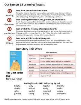 Journeys 2nd Grade Unit 5 Weekly Newsletters