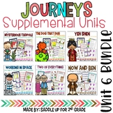 Journeys 2nd Grade Unit 6 Bundle Supplemental Activities