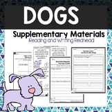 Journeys Second Grade Week 3 - Dogs