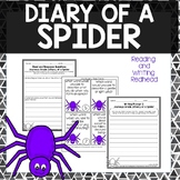 Journeys Second Grade Week 4 - Diary of a Spider