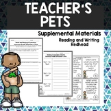 Journeys Second Grade Week 5 - Teacher's Pets