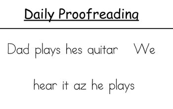 Journeys 2nd Grade Writing and Grammar: Unit 1 Lesson 2 My Family
