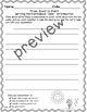 Journeys 2nd Grade Yearlong Skills Tests and Writing Tasks