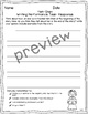 Journeys 2nd Grade Yeh-Shen Weekly Skills Test and Writing Tasks