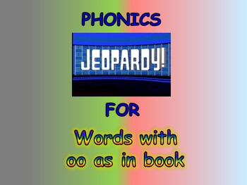 "Journeys 2nd Lesson 27 Jeopardy Phonics PPT for ""The Dog That Dug for Dinosaurs"""