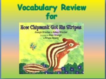 Journeys 2nd Unit 2 BUNDLE for Vocabulary Review