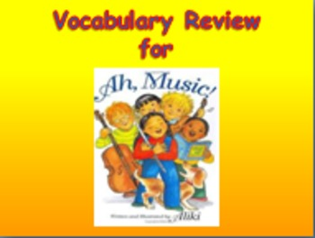 Journeys 2nd Unit 3 BUNDLE for Vocabulary Review