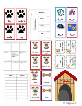 Journeys 2nd grade Unit 1 bundle