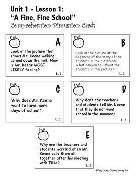 Journeys 3rd Grade - Free Student Study Guide for Lesson 1