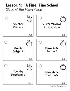 FREEBIE! Journeys 3rd Grade - Student Study Guide & Activities for Lesson 1