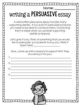 Journeys 3rd Grade Supplemental Writing Project for Unit 4