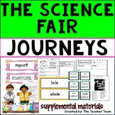 The Science Fair Journeys 3rd Grade Unit 3 Lesson 12 Activities & Printables
