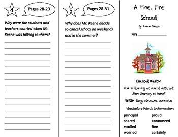 Journeys 3rd Grade Trifolds Bundle Complete (2014, 2017 Common Core)