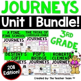 Journeys 3rd Grade Unit 1 Printables Bundle | 2011
