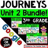 Journeys 3rd Grade Unit 2 Bundle Supplemental Materials Google Drive Resource