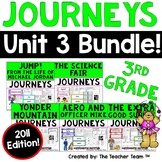 Journeys 3rd Grade Unit 3 Printables Bundle | 2011