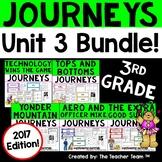 Journeys 3rd Grade Unit 3 Printables Bundle 2017 or 2014