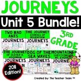 Journeys 3rd Grade Unit 5 Supplemental Activities & Printables 2011