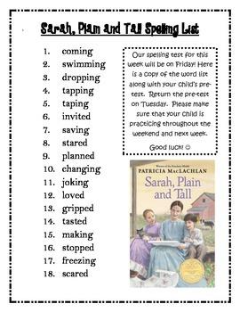 Journeys 3rd Grade Unit 5 Spelling