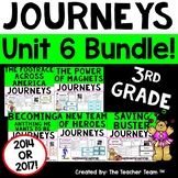 Journeys 3rd Grade Unit 6 Supplemental Activities & Printables 2014 or 2011