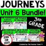 Journeys 3rd Grade Unit 6 Printables Bundle | 2011