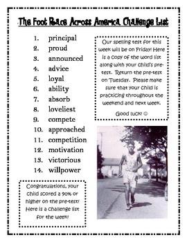 Journeys 3rd Grade Unit 6 Spelling