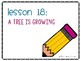 Journeys 3rd Grade Vocab Matching Game - A Tree is Growing
