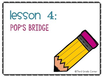 Journeys 3rd Grade Vocab Matching Game - Pop's Bridge