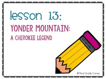 Journeys 3rd Grade Vocab Matching Game - Yonder Mountain