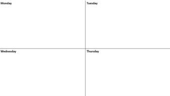 Journeys 3rd Grade Word Study/Spelling Homework